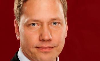 Max Schott, Geschäftsführer Sand & Schott