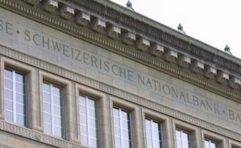 Schweizer Nationalbank (SNB). Quelle: SNB