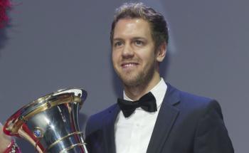 Der viermalige Formel-1 Weltmeister Sebastian Vettel profitiert auch von der Pauschalversteuerung. Foto: Michel Euler/AFP/Getty Images