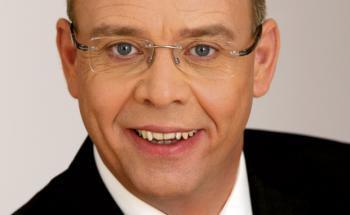 Hans-Jürgen Segbers, Geschäftsführer von SPMC