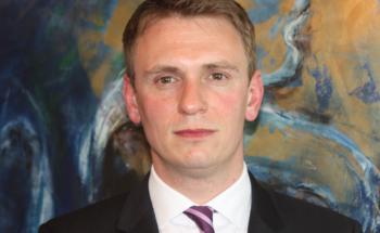 Tobias Spies, Leiter Fixer Income bei der Huber Reuss & Kollegen Vermögensverwaltung