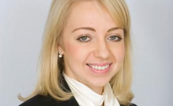 Anna Stupnytska ist Volkswirtin bei Fidelity Worldwide Investment