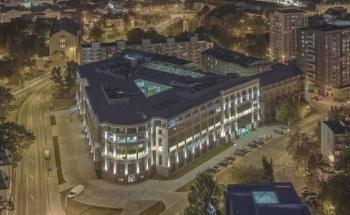 Vollvermietet: Das Bürohaus Senator in der polnischen Hauptstadt Warschau. Foto: Union Investment Real Estate
