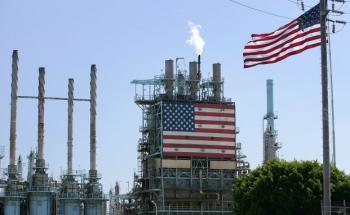 Investieren in die Energie-Infrastruktur der USA, dazu gehören <br> Verarbeitungsanlagen und das rießige Netz der Pipelines, <br> Foto: Getty Images