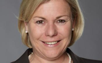 Evi Vogl, Deutschland-Chefin von Pioneer Investments