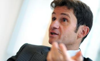 Guy Wagner von der Banque de Luxembourg