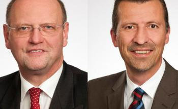 Wilhelm Rickmann (links) und Peter Sommer, Valexx AG