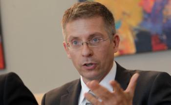 Leo Willert, Fondsmanager und Entwickler des Arts-Handelssystems (Foto: Manfred Köttner)