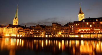 Zürich. Hier eröffnet Assénagon seine Schweizer Niederlassung Bildquelle: Gettyimages