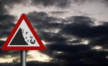 Düstere Aussichten für Anleger-Portfolios? Da hilft ein Stresstest <br>für die Neujustierung. Quelle: Fotolia
