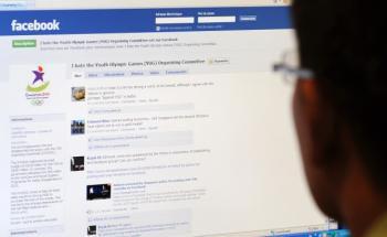 Wenig Follower: Viele Versicherungen begnügen sich <br>mit einem Standardauftritt bei Facebook.
