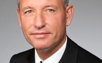 Klaus G. Leyh, Vertriebsvorstand der Versicherungskammer Bayern