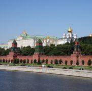 Moskau: In der russischen Hauptstadt <br> leben 50 Milliardäre; <br> Quelle: Fotolia