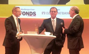Erhielt den Sauren Golden Award in der Kategorie Multi Asset: Klaus Kaldemorgen, Fondsmanager des DWS Concept Kaldemorgen