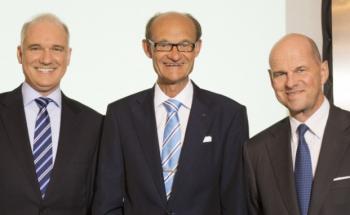Der neue Aufsichtsrat des Vermögensverwalters Spiekermann & Co.: Jörg Fleischer (links), Michael Koch und Thomas Eichelmann, Quelle: Spiekermann & Co. AG