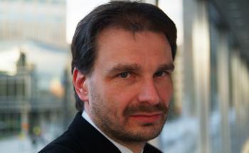 Egon Wachtendorf, verantwortlicher Redakteur von <br> DER FONDS