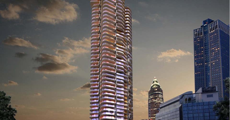 Deutschlands höchstes Wohnhaus: Zabel Property ist Vertriebspartner für den Tower 2