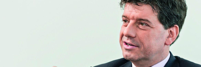 Alexander Lehmann, Deutschlandchef einer der Top-10-Gesellschaften. Foto: Uwe Nölke