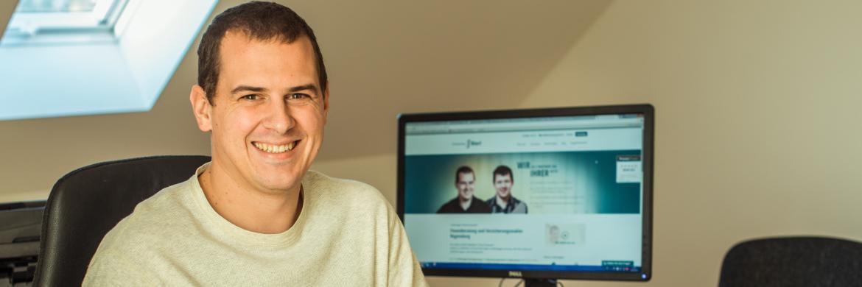 Finanzberater Tobias Bierl