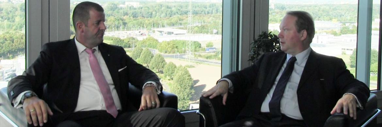 Screenshot des Video-Interviews|© Drescher & Cie.