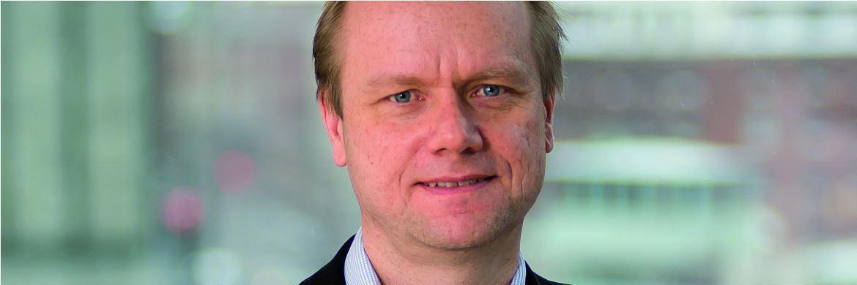 Nordea-Fondsmanager Asbjørn Trolle Hansen |© Nordea