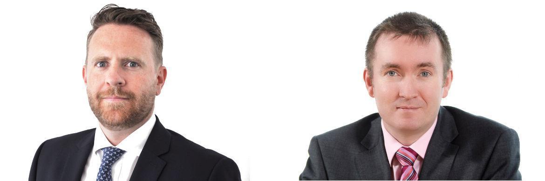 David Ennet (links) und Phil Milburn werden zusammen die Hochzinsfonds Kames High Yield Bond Fund und Kames High Yield Global Bond Fund verwalten. |© Kames Capital