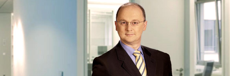 Horst-Ulrich Stolzenberg, neuer Vertriebschef bei der MLP-Tochter Domcura