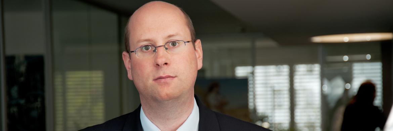 Ottmar Wolf, Vorstand der Wallrich Asset Management AG in Frankfurt am Main