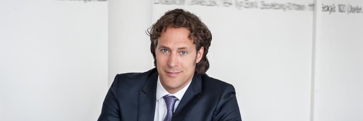 Nils Hemmer ist Head of Wholesale and Third Party Distribution bei Pioneer Investments. | © Pioneer Investments