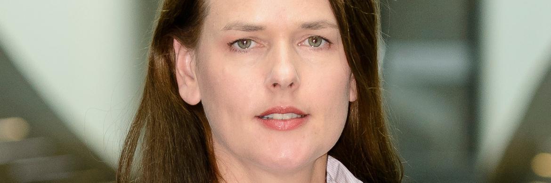Dorothea Mohn ist beim Verbraucherzentrale Bundesverband für das Thema Finanzmarkt zuständig.|© VZBV