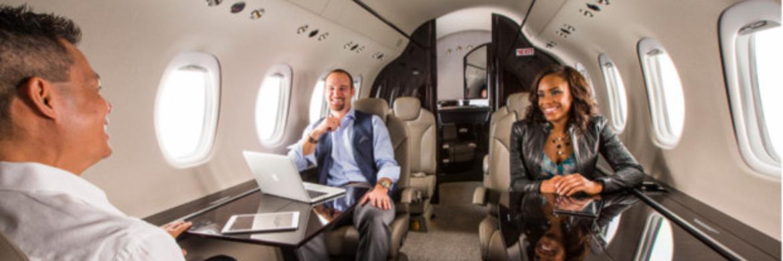 Luxus-Jet-Hersteller versuchen mit neuen Modellen den Markt anzukurbeln.