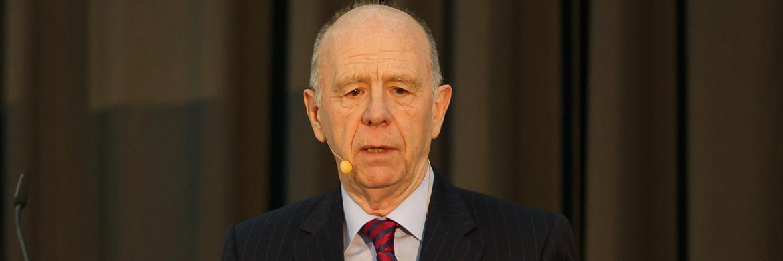 Ex-Bundesminister Walter Riester ist am 27. September Gast der Fonds Finanz Hauptstadtmesse.