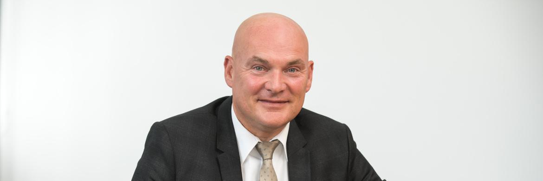 Peter Schneider, Geschäftsführer von Morgen & Morgen