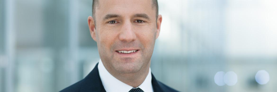Thorsten Michalik, Leiter Global Client Group Emea & Apac bei Deutsche Asset Management