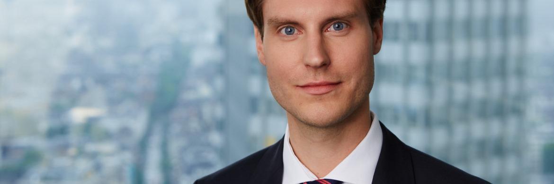 Daniel Lösche, Investment Analyst bei Schroders