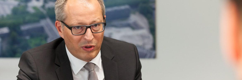 Christian Nuschele, neuer Vertriebschef bei Standard Life Deutschland|© Rüdiger Glahs