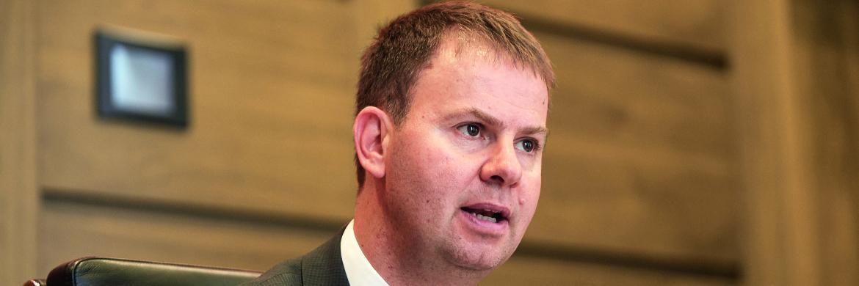 Michael Krautzberger, Leiter des europäischen Anleihen-Teams bei Blackrock|© Piotr Banczerowski