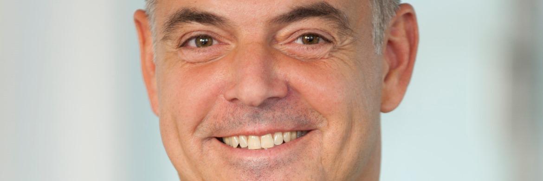 Uwe Diehl, Vertriebschef und Geschäftsführer bei Axa IM