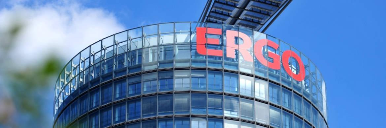 Ergo-Hauptverwaltung in Düsseldorf|© Ergo