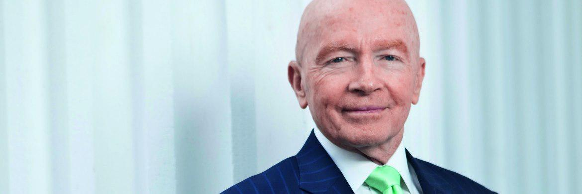 Mark Mobius, Executive Chairman des Templeton Emerging Markets Teams