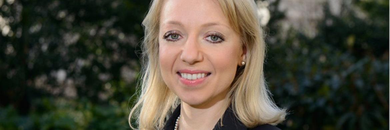 Anna Stupnytska, Volkswirtin bei Fidelity International