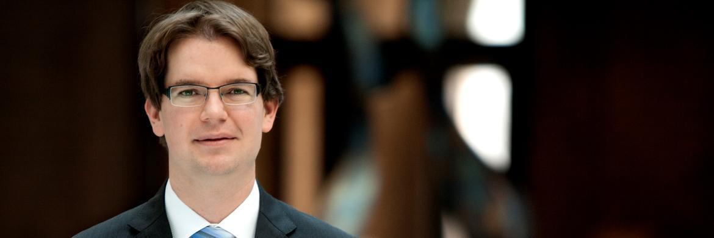 Jürgen Maier, Manager des Raiffeisen-Eurasien-Aktien