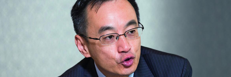 Raymond Chan, Aktienchef für Asien-Pazifik bei Allianz Global Investors|© Kasper Jensen