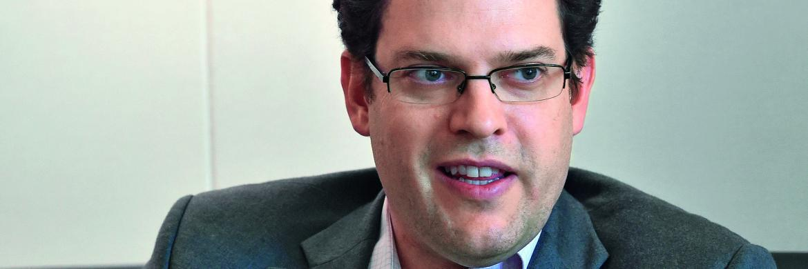 Franklin-Templeton-Manager Michael Hasenstab