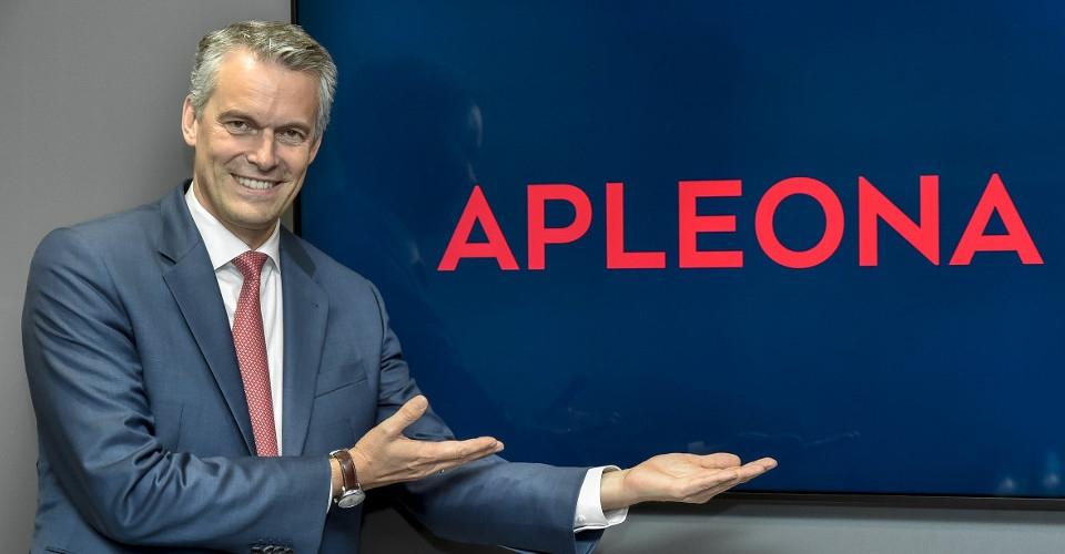 Premiere auf der Expo Real: Das Immobiliengeschäft von Bilfinger heißt Apleona