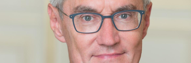 Didier Saint-Georges, Managing Direcor und Investment-Stratege beim französischen Fondshaus Carmignac