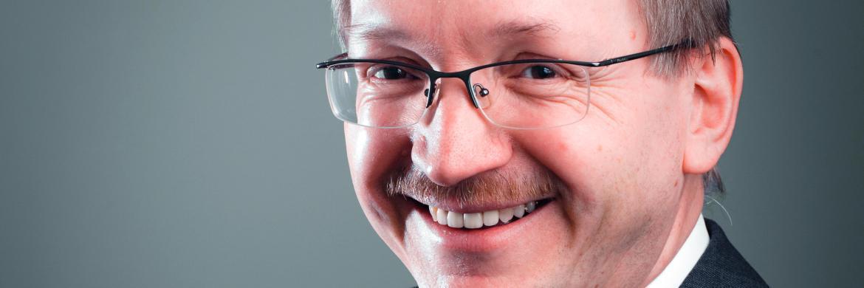 Klaus Dahmann, Leiter für den Vertrieb in Deutschland und Österreich bei Legg Mason