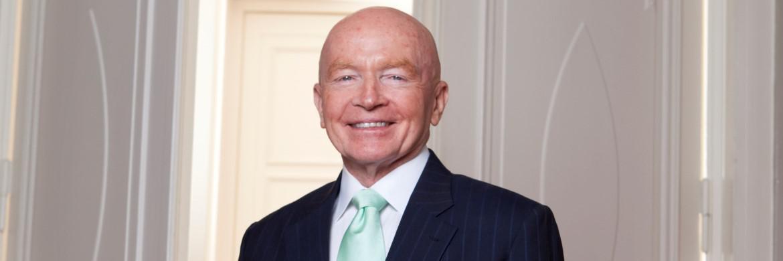 Mark Mobius, Executive Chairman der Templeton Emerging Markets Group