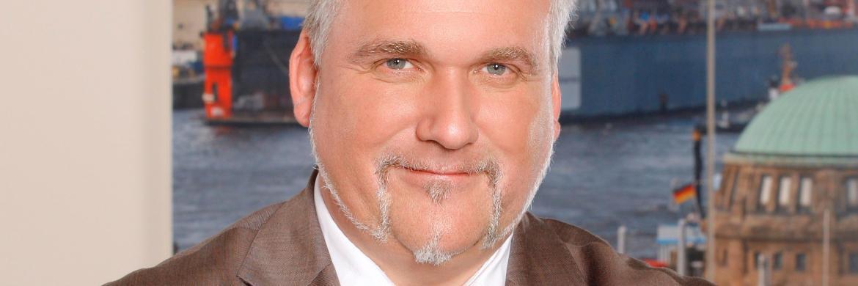 Vorstandssprecher des Versichertenverbands BdV Axel Kleinlein