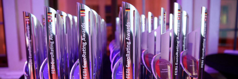 Die Feri Eurorating Awards |© FERI 2015